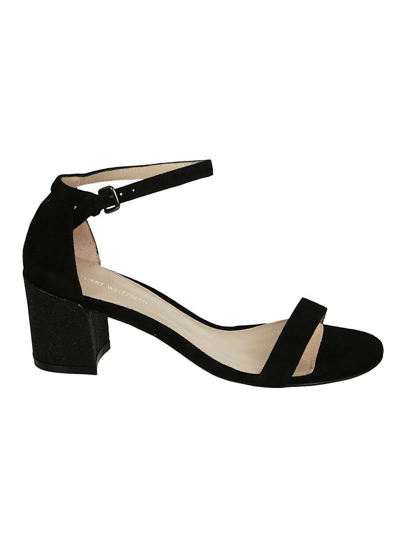 Stuart Weitzman Simple Sandals - Black Black