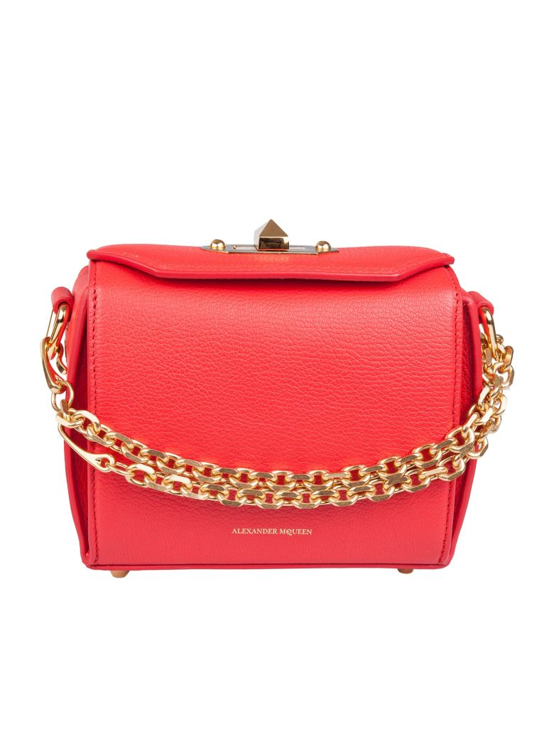 Alexander McQueen Bag - Red