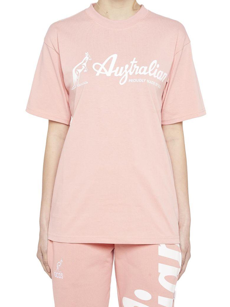 GCDS Australian T-shirt - Pink