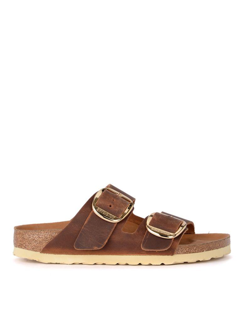Birkenstock Arizona Big Buckle Brown Sandal - Premium - Brown