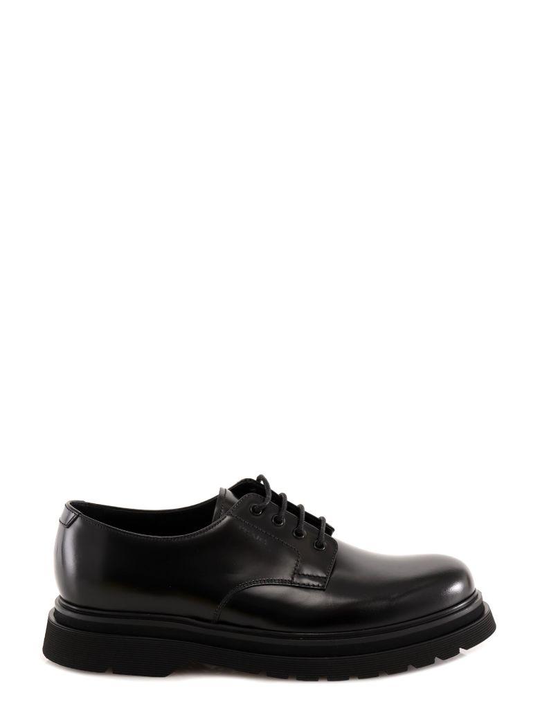 Prada Lace-up Shoe - Black