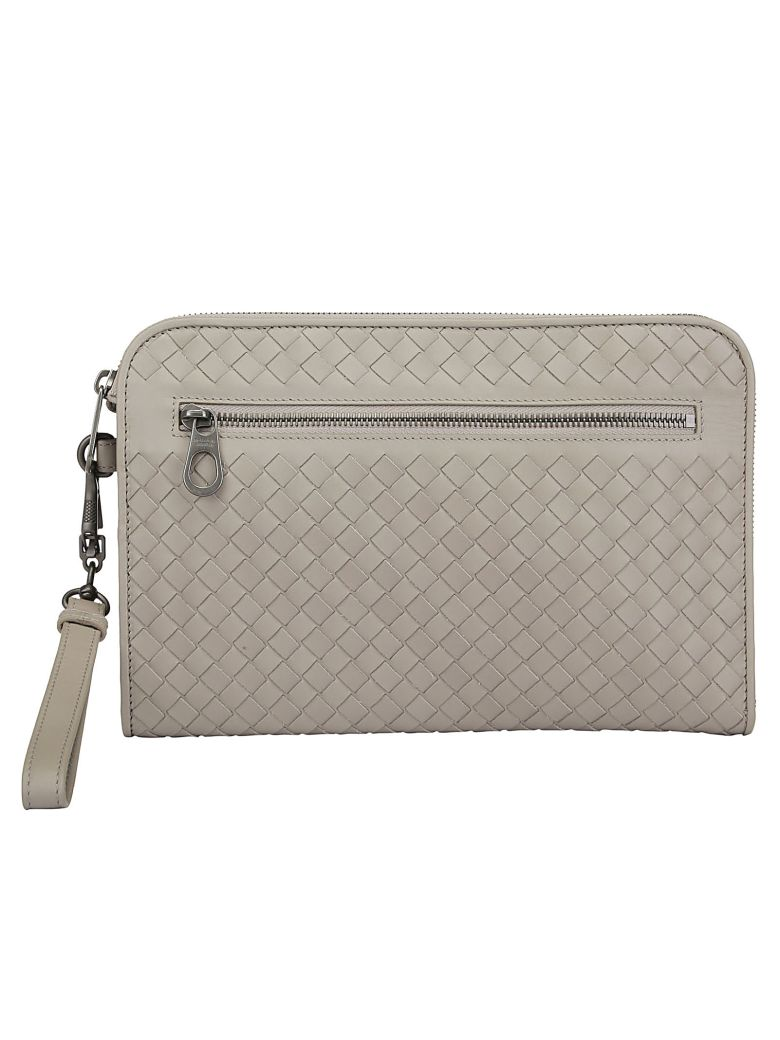 Bottega Veneta Briefcase - Dark cement