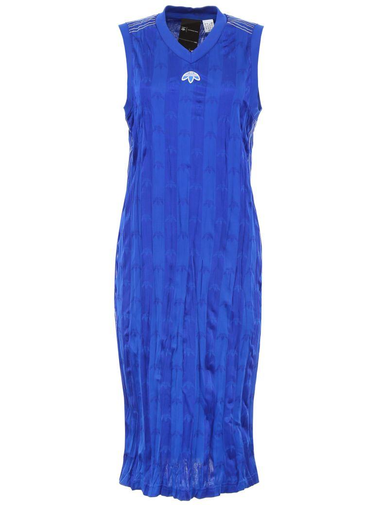Adidas Originals by Alexander Wang Aw Dress - POBLUE WHITE (Blue)