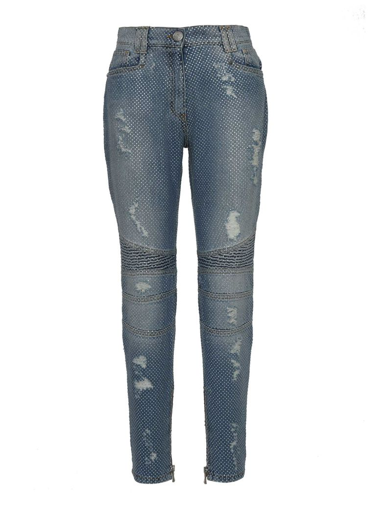 Balmain Paris Jeans - Blue