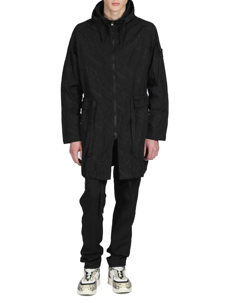 Stone Island Shadow Project Coat - Nero