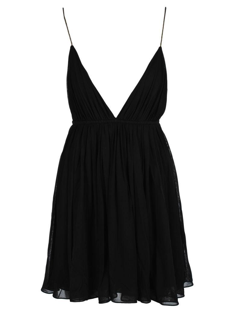 Saint Laurent Dress Spallina Chain - Basic