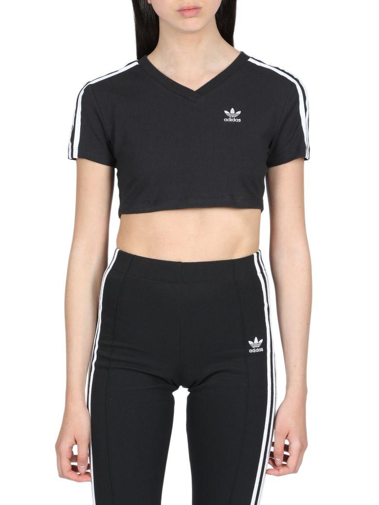 Adidas Originals Short Sleeve T-Shirt - Nero