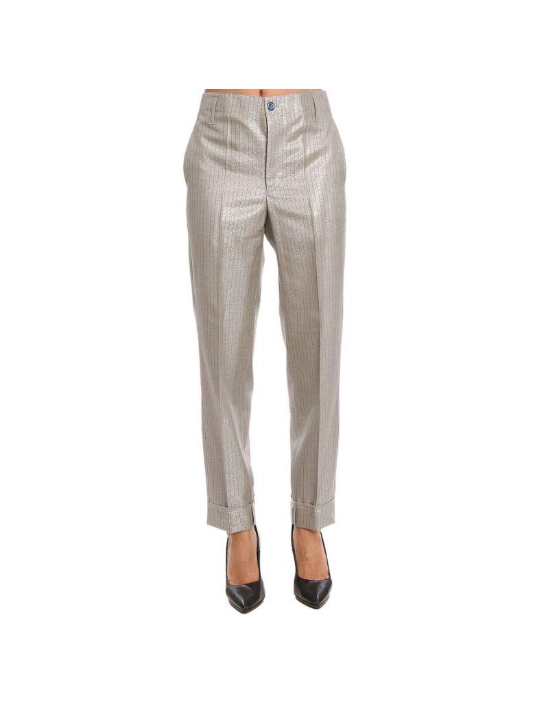 Golden Goose Pants Pants Women Golden Goose - silver