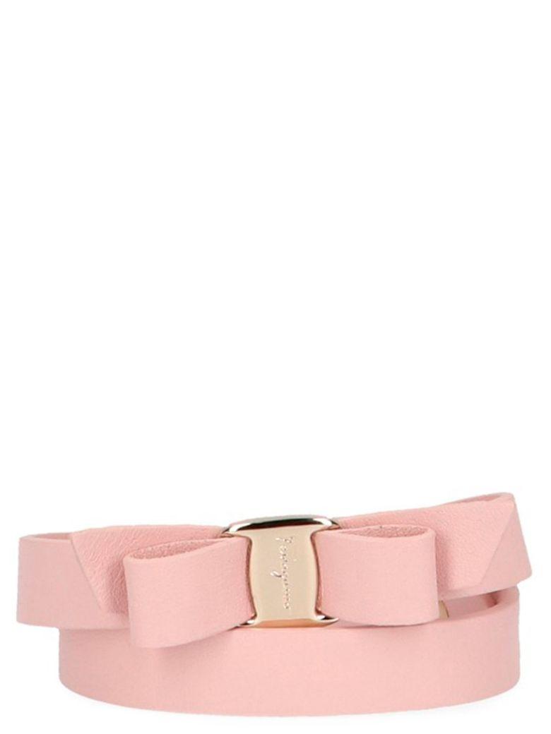 Salvatore Ferragamo 'vara' Bracelet - Pink