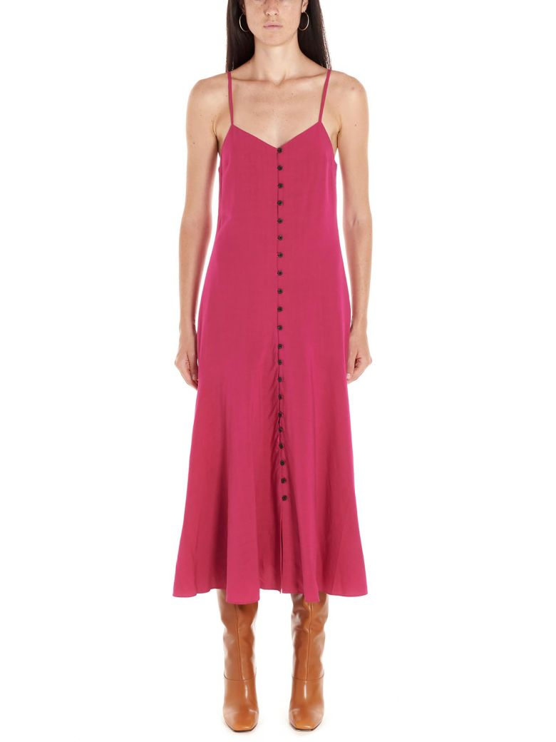 Mara Hoffman Dress - Fuchsia