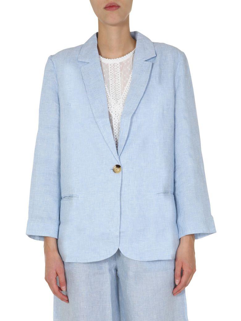 Jovonna Dunya Jacket - BLU