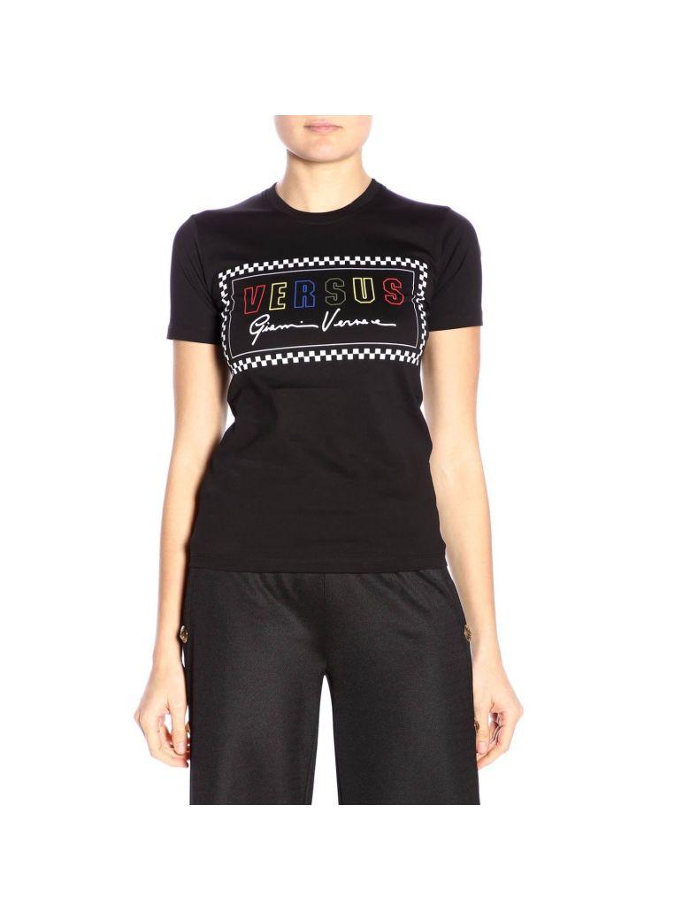Versus Versace Versus T-shirt T-shirt Women Versus - black
