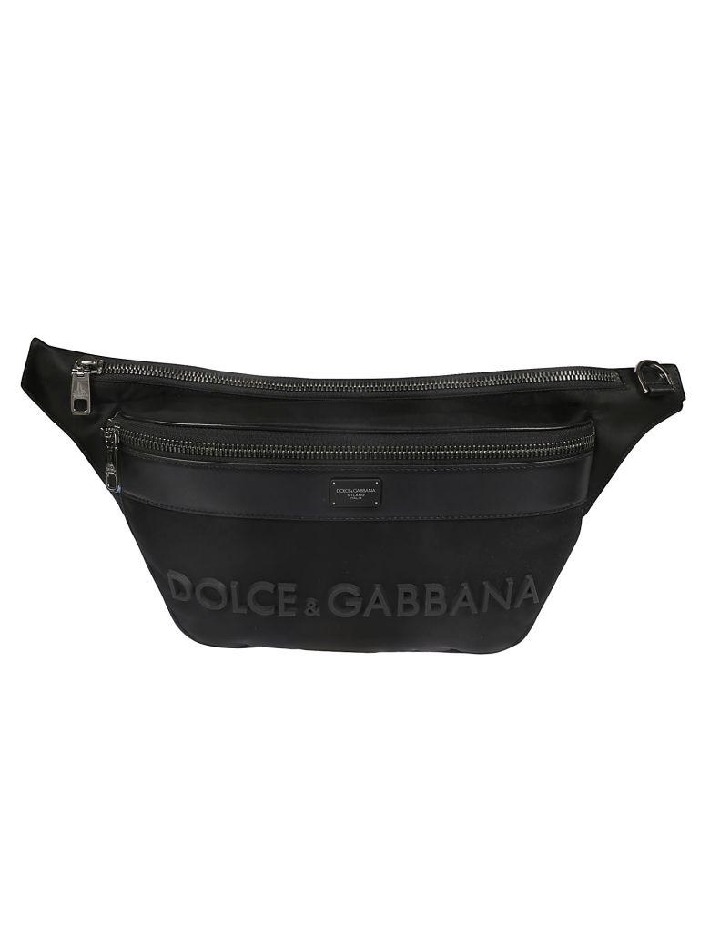 Dolce & Gabbana Logo Belt Bag - Nero