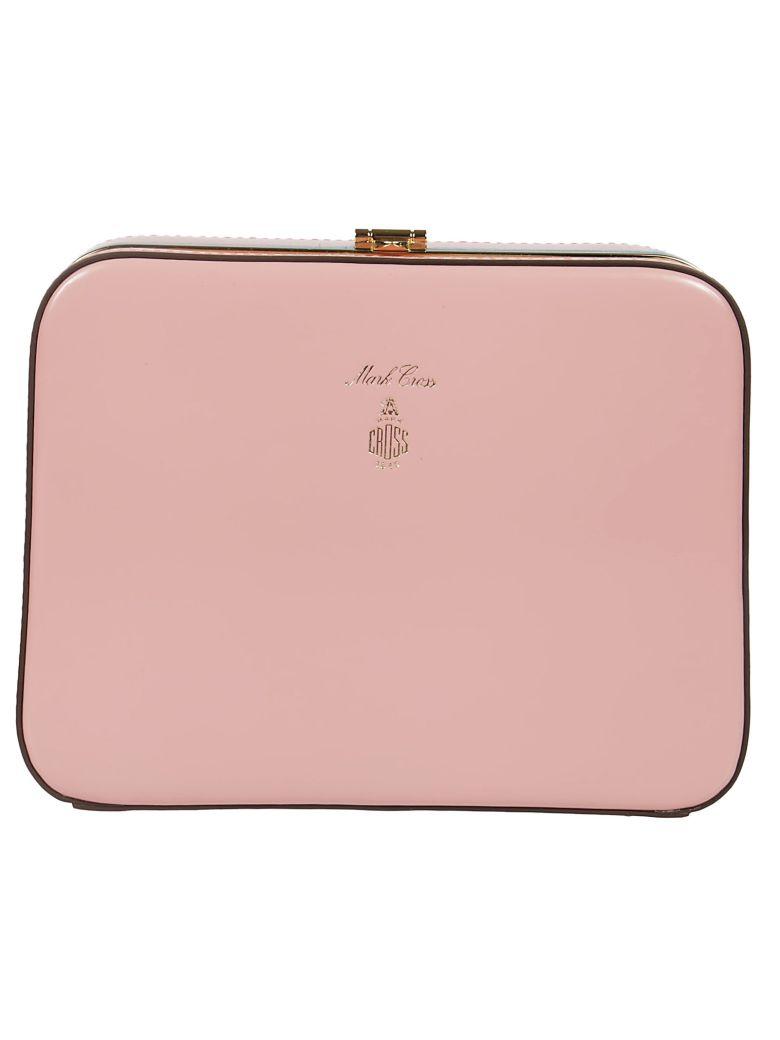 Mark Cross Frame Shoulder Bag - Pink