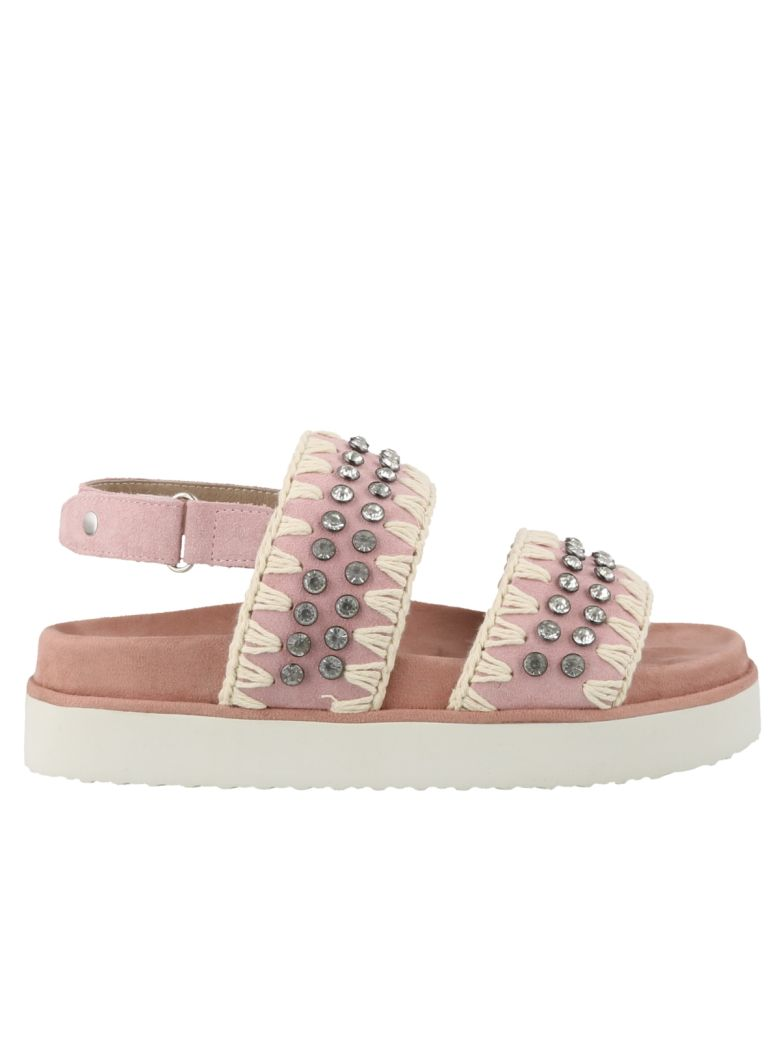 Mou Bio Sandals - Pink
