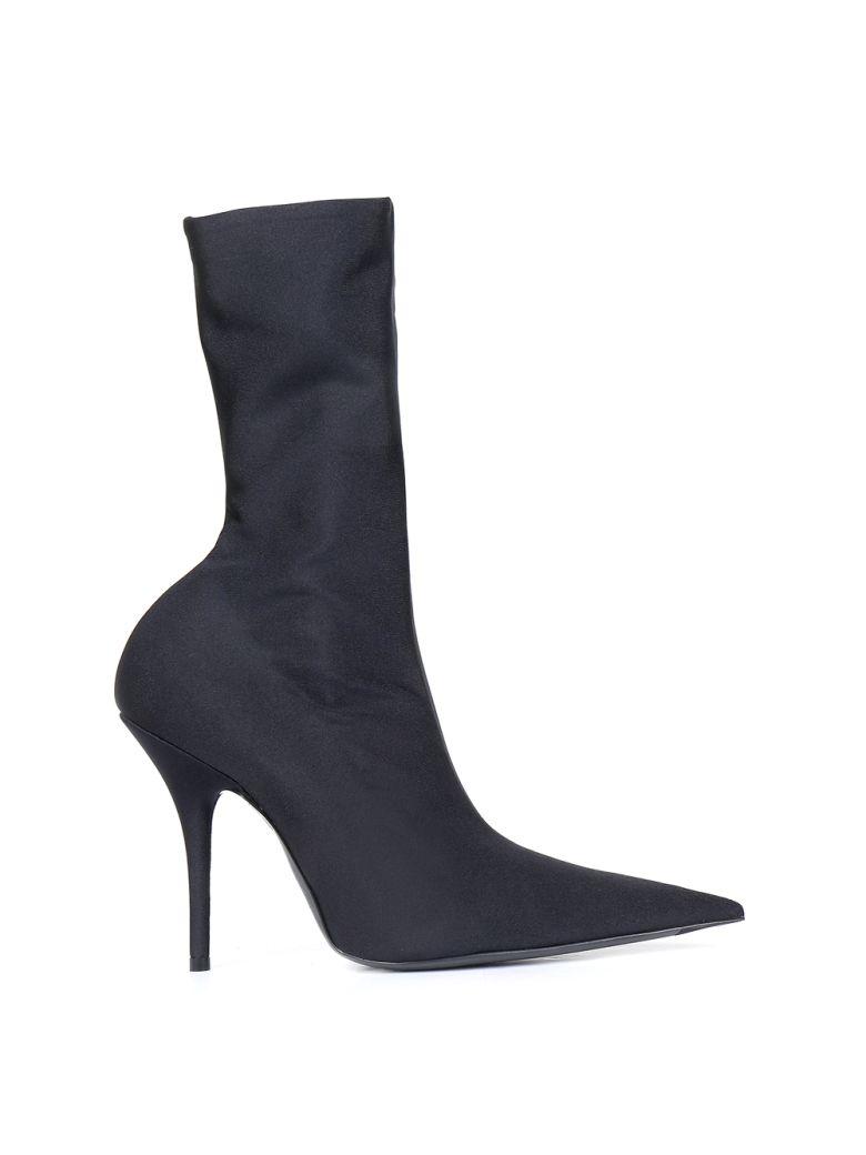 Balenciaga - Balenciaga Knife Boots - Noir
