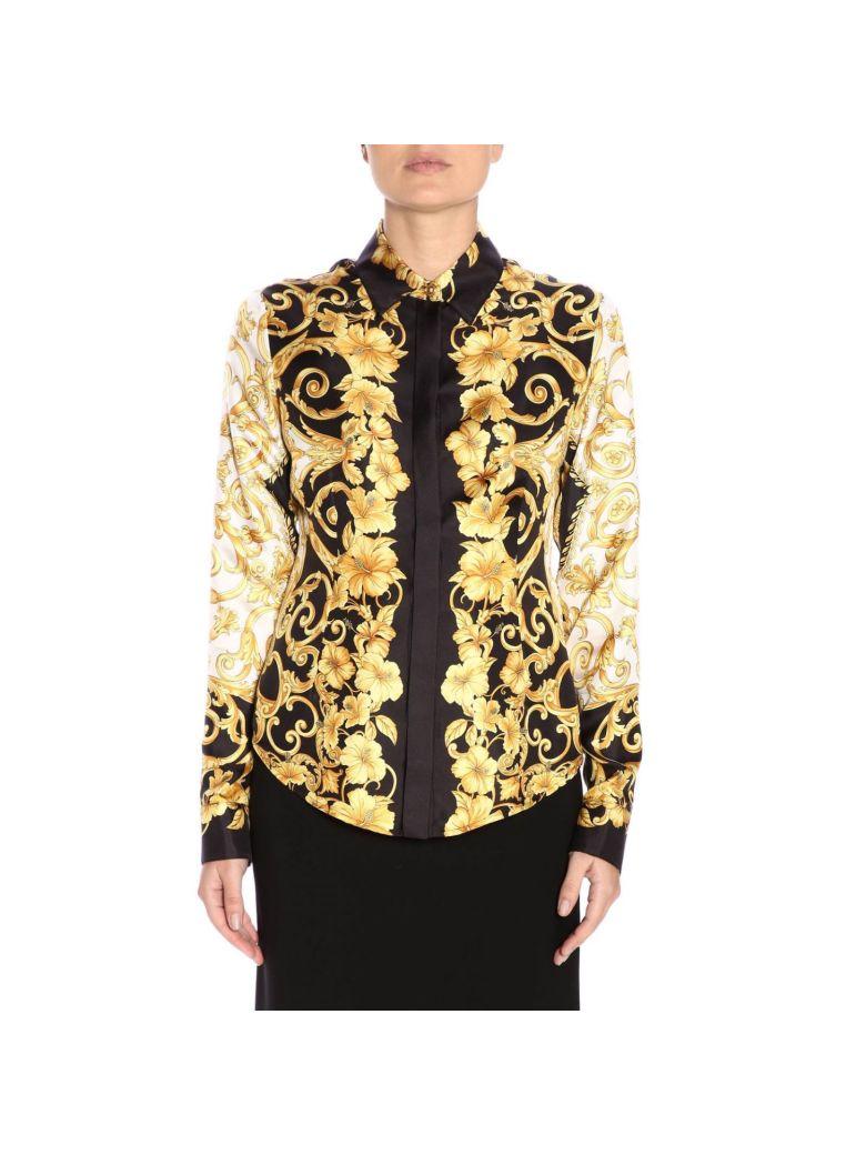 Versace Shirt Shirt Women Versace - multicolor