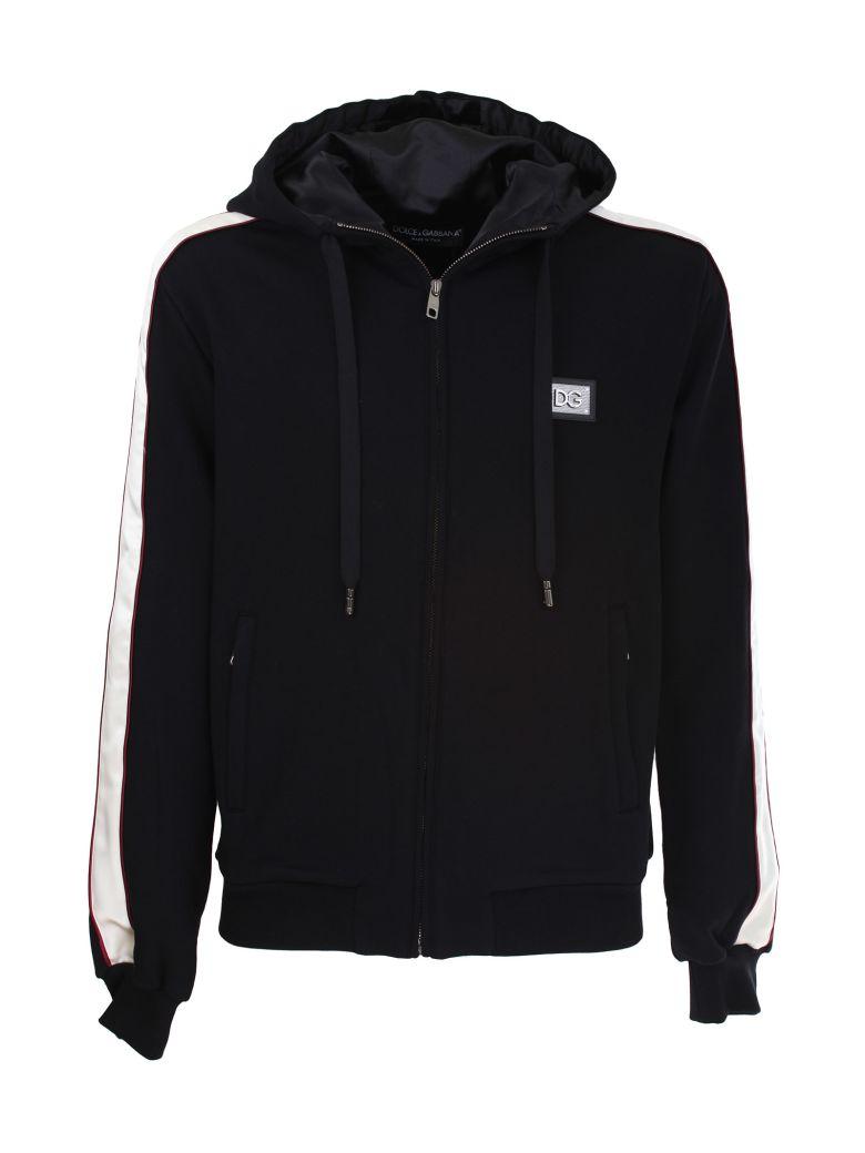 Dolce & Gabbana cotton sweatshirt - Black