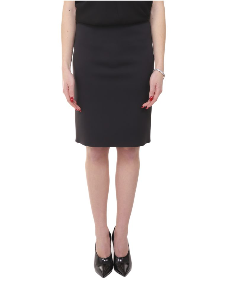 Theory Black Skirt - Black
