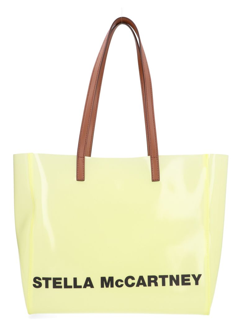 Stella McCartney 'monogram' Bag - Giallo