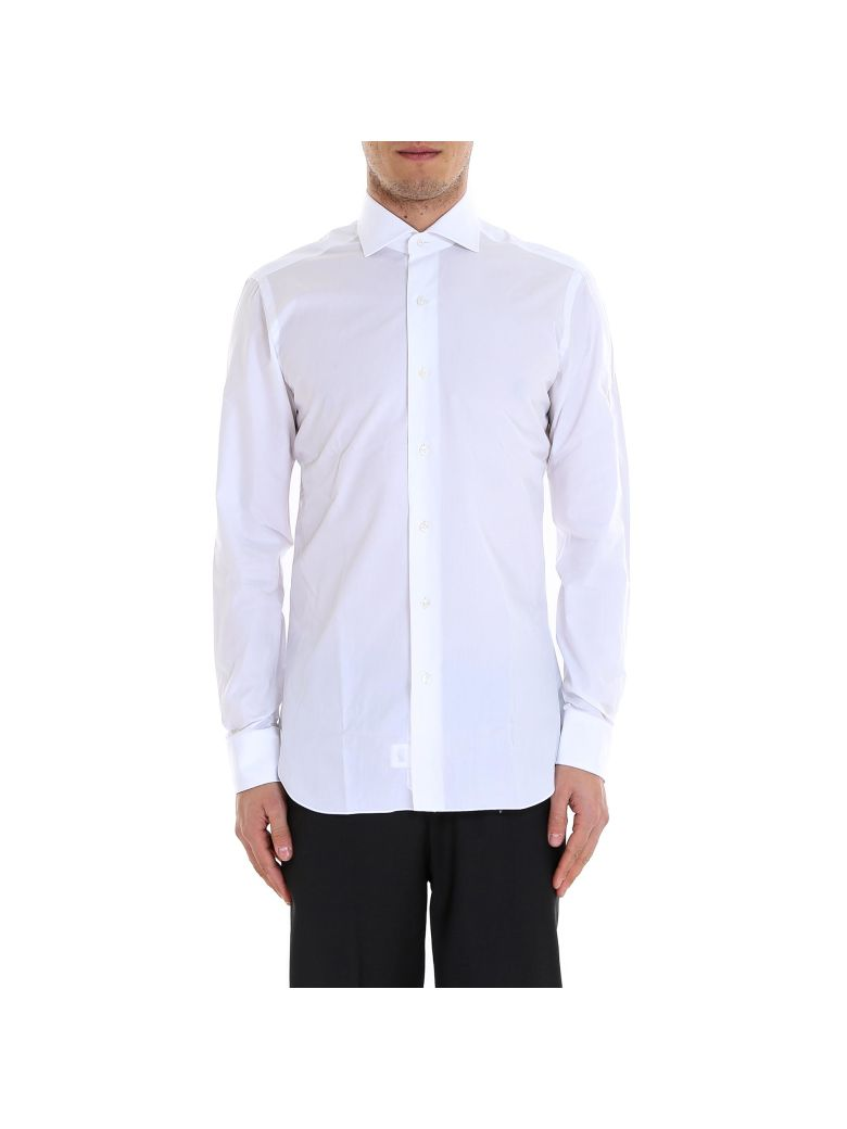 Barba Napoli Shirt - White