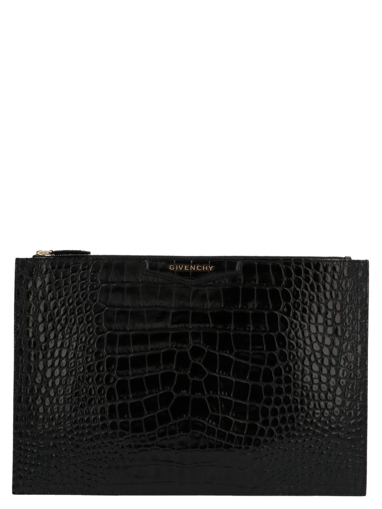 Givenchy 'antigona' Bag - Black