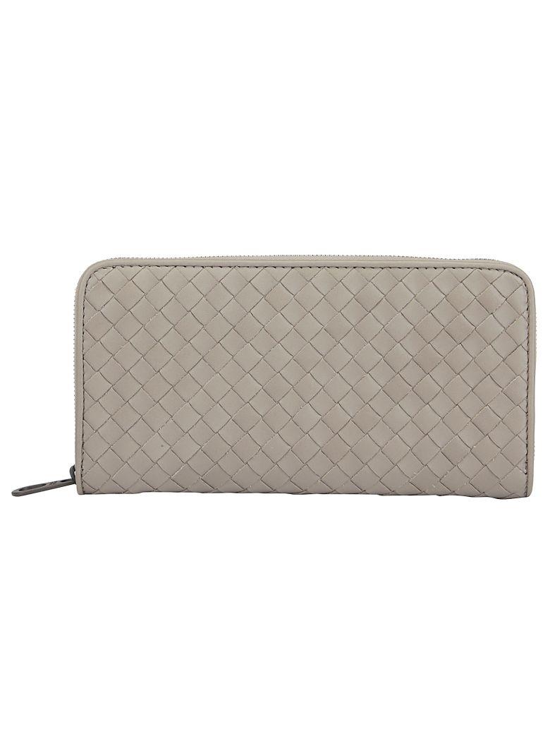 Bottega Veneta Wallet - Dark cement