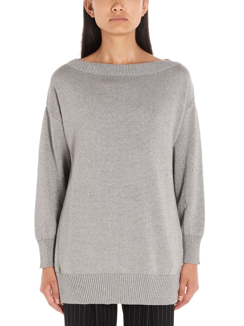 Parosh Sweater - Silver