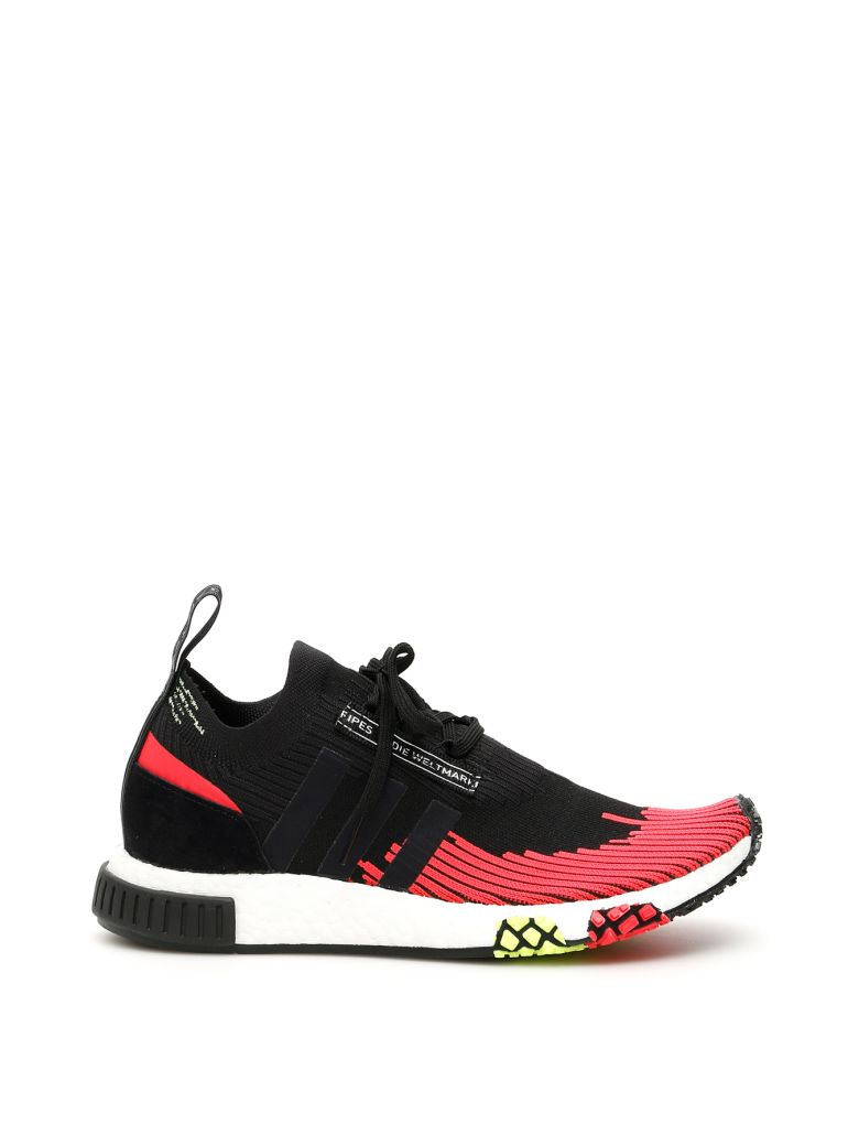 Adidas Nmd Racer Sneakers - CBLACK CBLACK SHORED (Black)