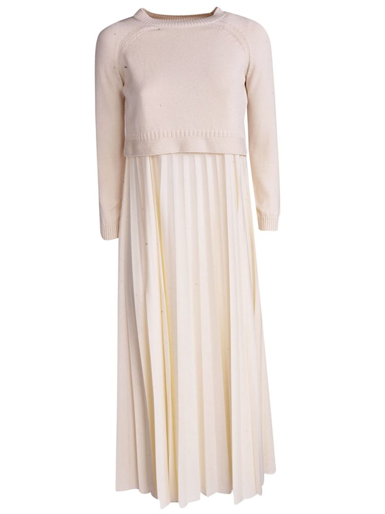 Weekend Max Mara Re Sweater Dress - Basic