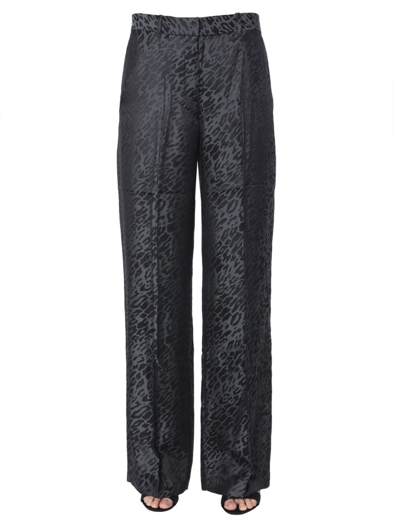 Equipment Palazzo Pants - NERO