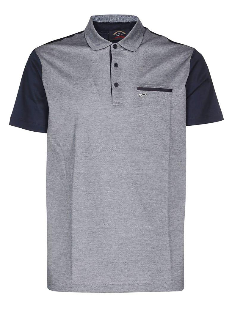 Paul&Shark Classic Polo Shirt - Gray