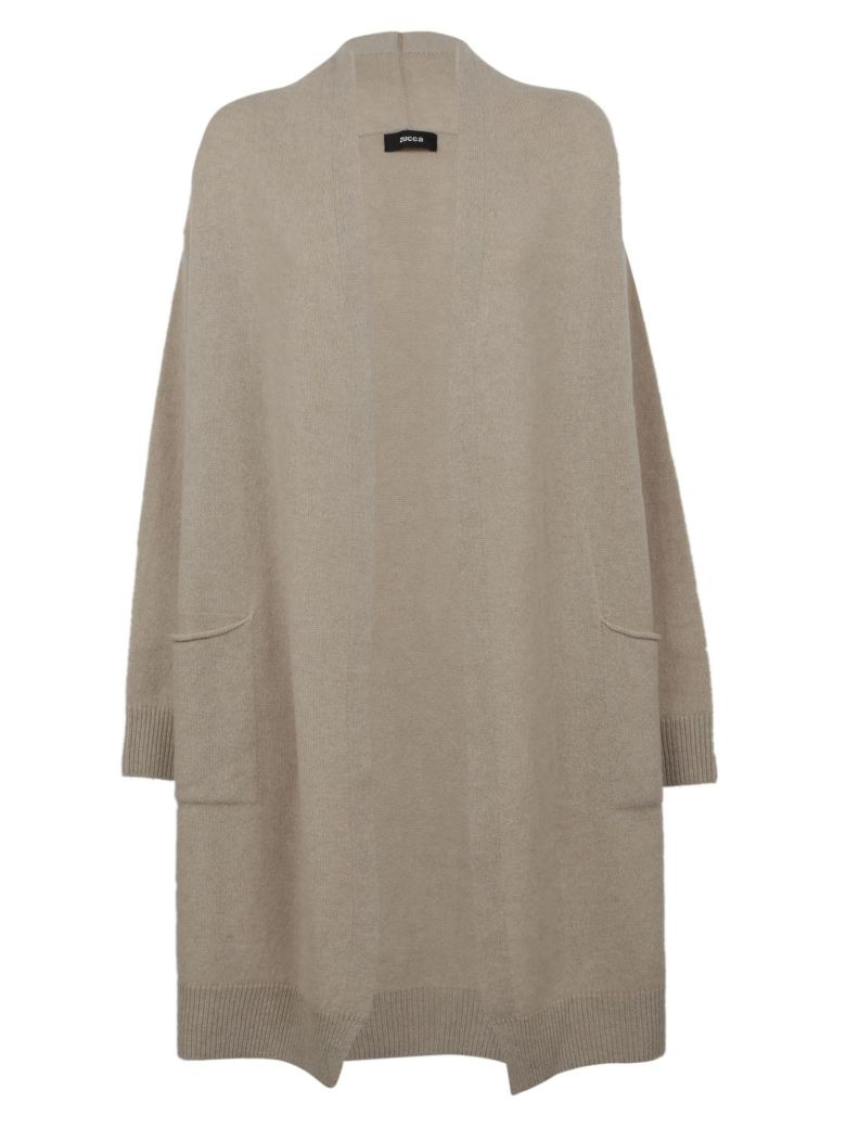 Zucca Knitted Cardi Coat - Basic