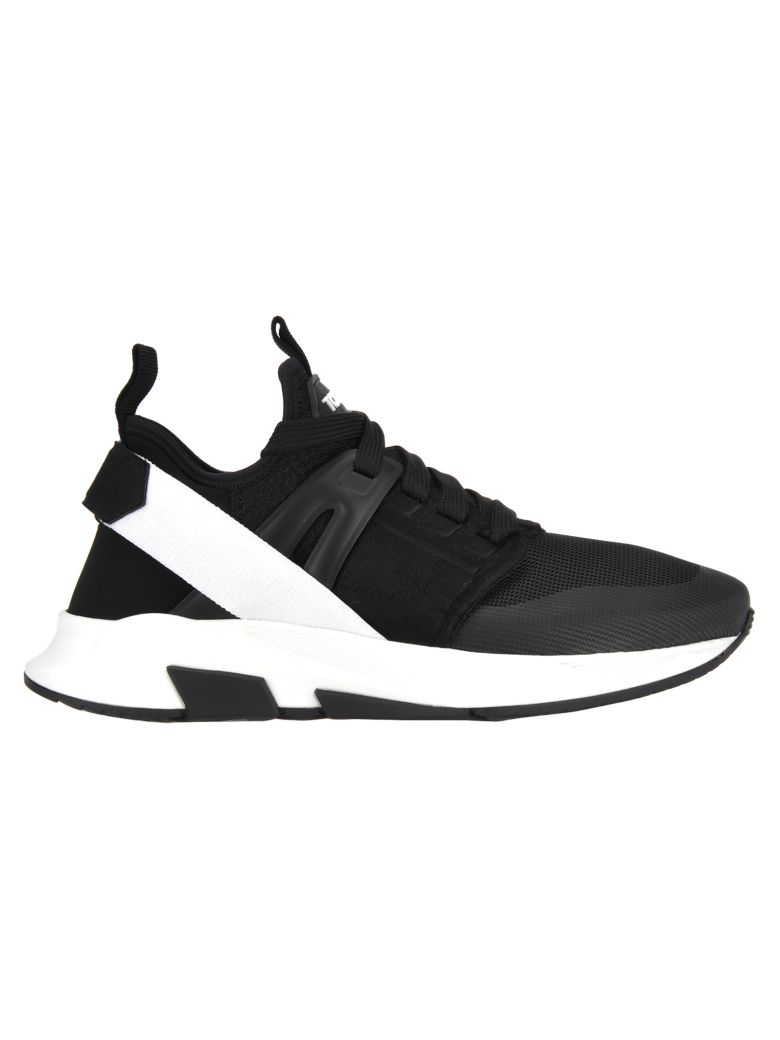Tom Ford Wales Sneaker - Black