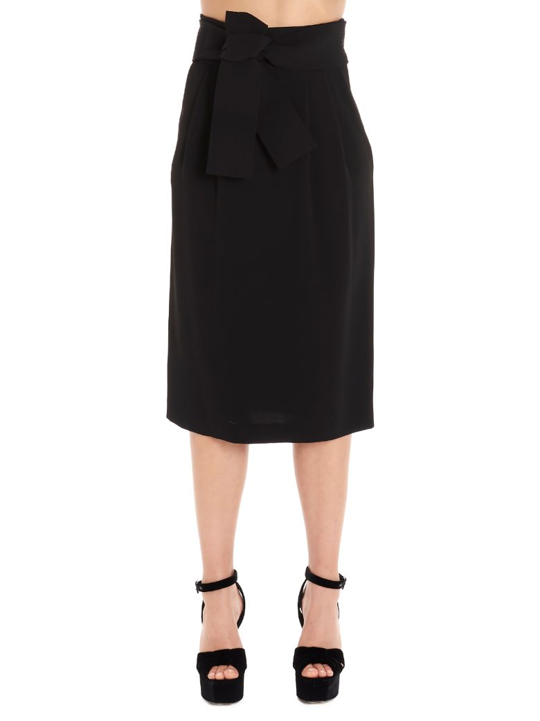 Parosh Skirt - Black