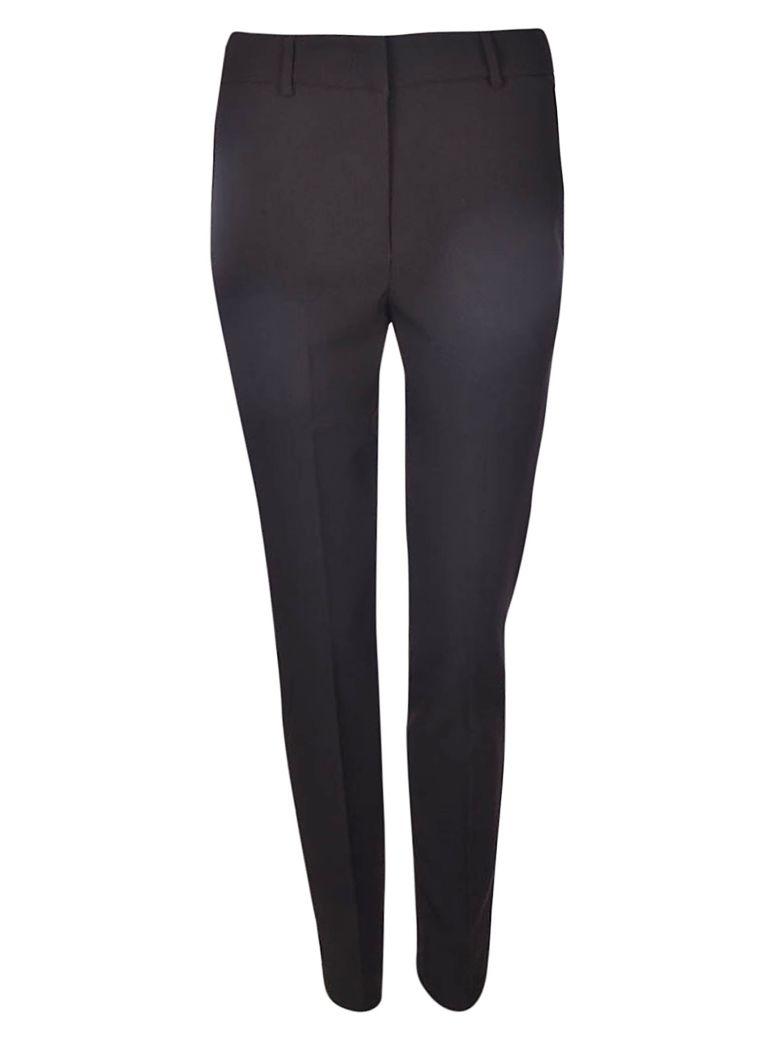 Hanita Cropped Trousers - Black
