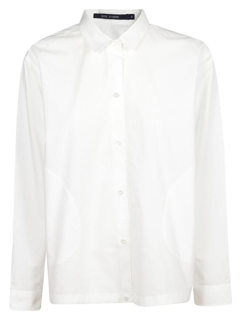Sofie d'Hoore Long Sleeved Shirt - White