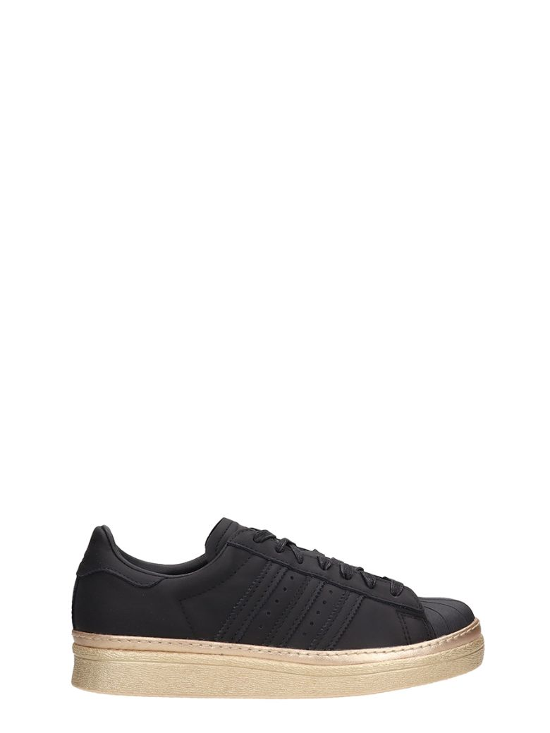 Adidas Superstar 80 S New Bold Sneakers - black