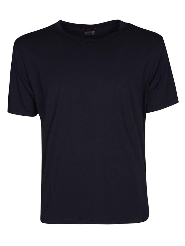 C.P. Company Logo T-shirt - Blu