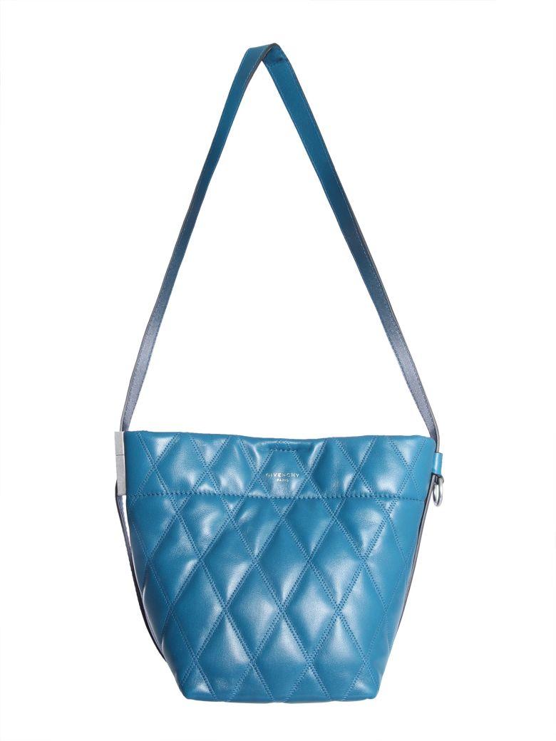 Givenchy Small Bucket Bag - BLU