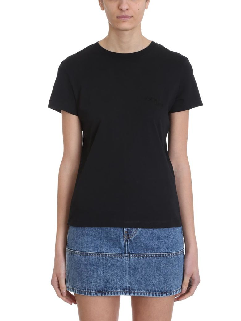 Helmut Lang Stacked Tee T-shirt - Black