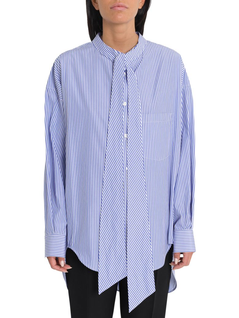 Balenciaga New Swing Shirt - Azure