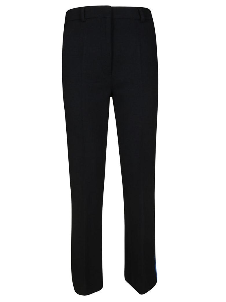 SportMax Edison Crepe Trousers - Nero