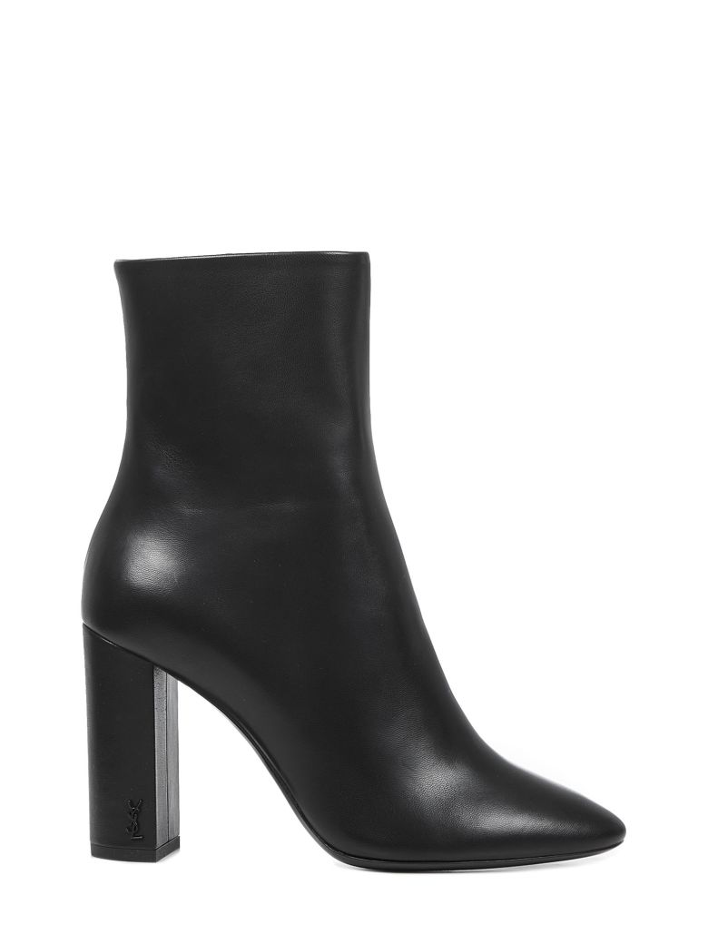 Saint Laurent Lou Boots - Black
