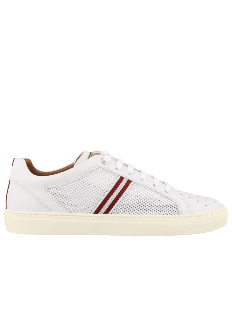 Bally Herk Sneakers - White