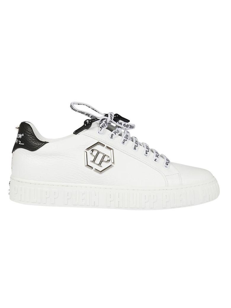 Philipp Plein Statement Sneakers - White