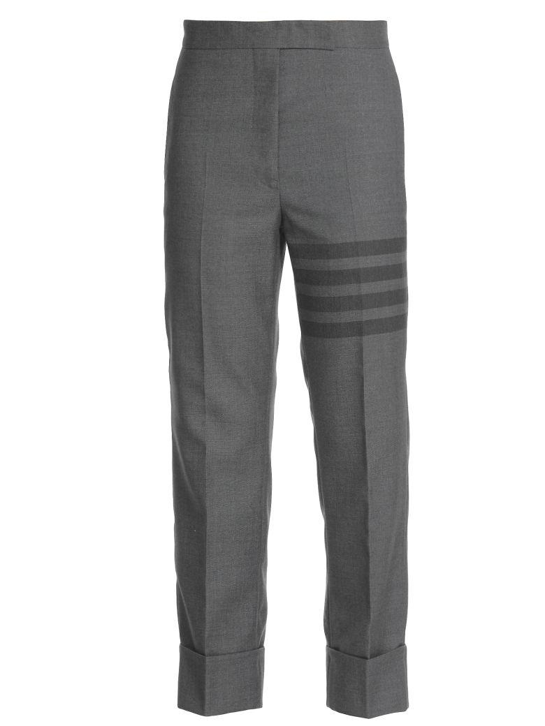 Thom Browne Slim Fit Trouser - MED GREY
