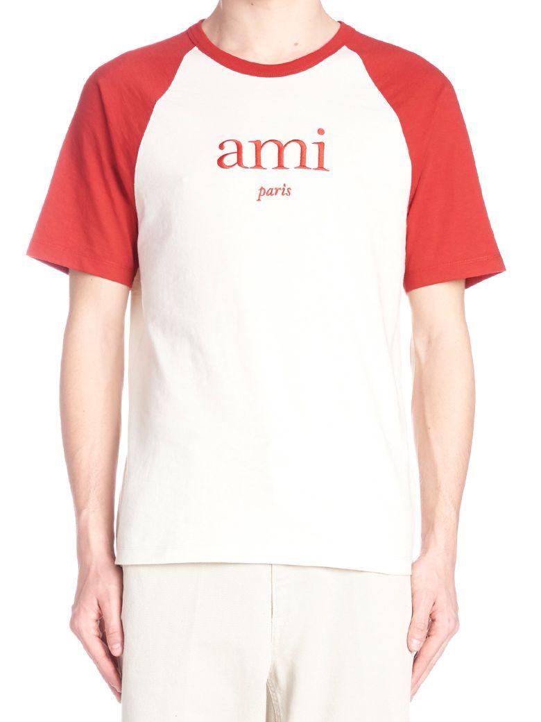 Ami Alexandre Mattiussi T-shirt - Multicolor