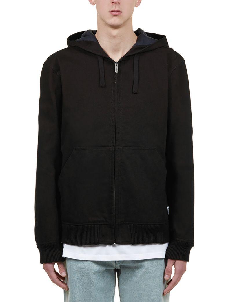 A.P.C. Apc Zipped Hoodie - Faux noir