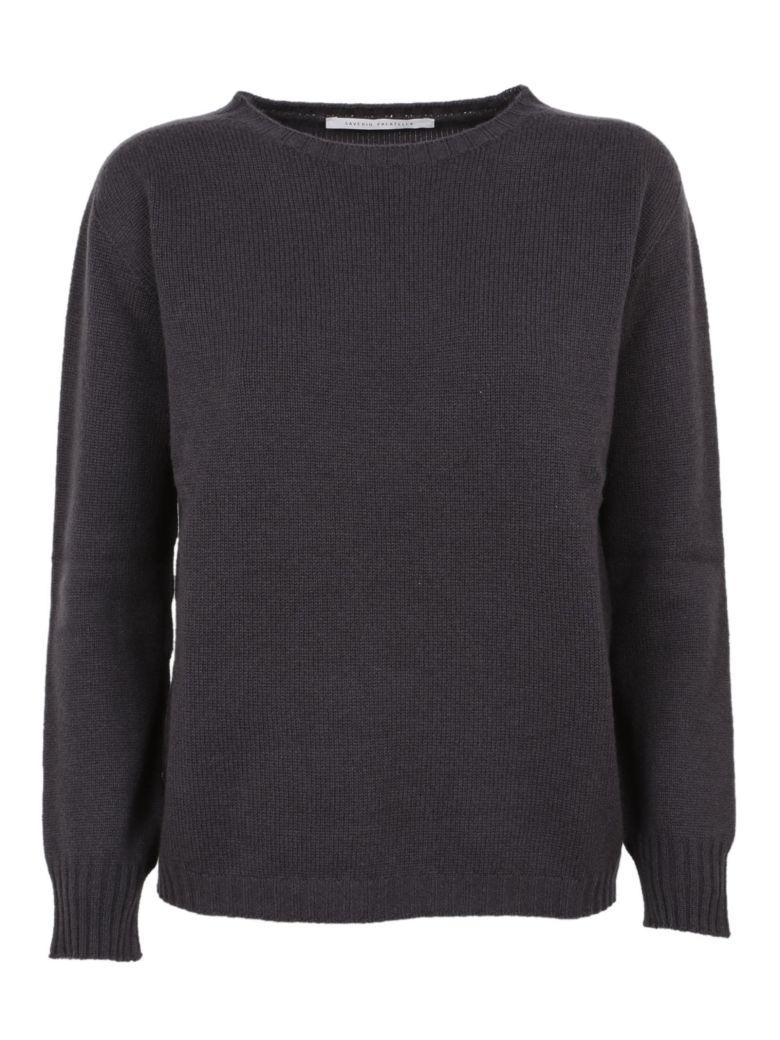 Saverio Palatella Crew Neck Sweater - Ombre chinoise
